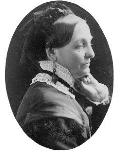 James' second wife Mary Ann Bonnin