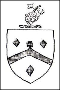 Arms of Strang of Balcaskie